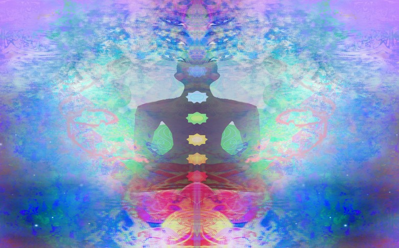 how to see colour of my aura