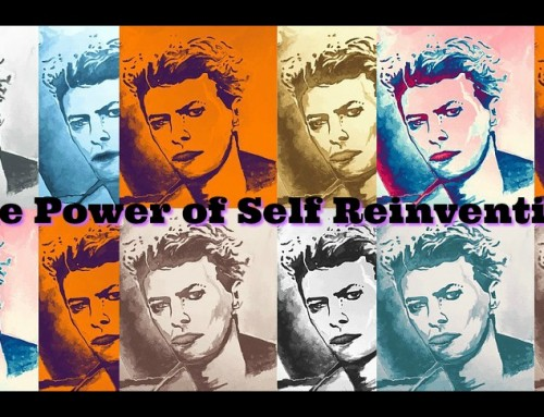 The Power of Self-Reinvention