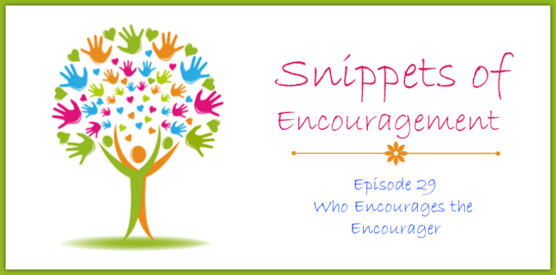 Who Encourages the Encourager
