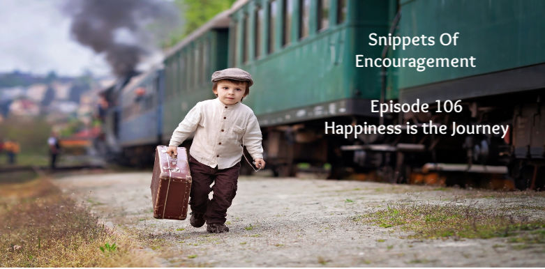 Happiness is the Journey
