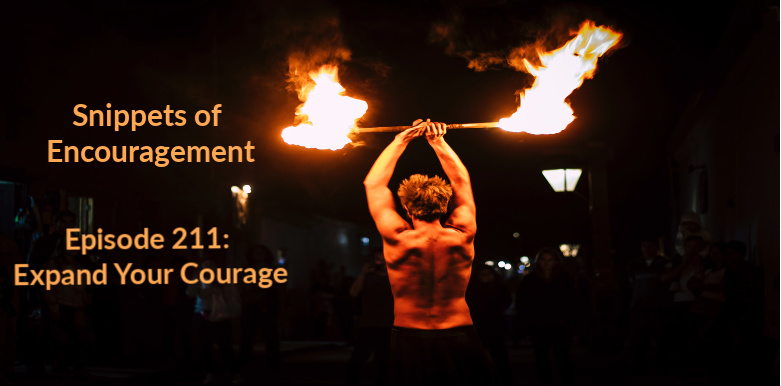 Expand Your Courage
